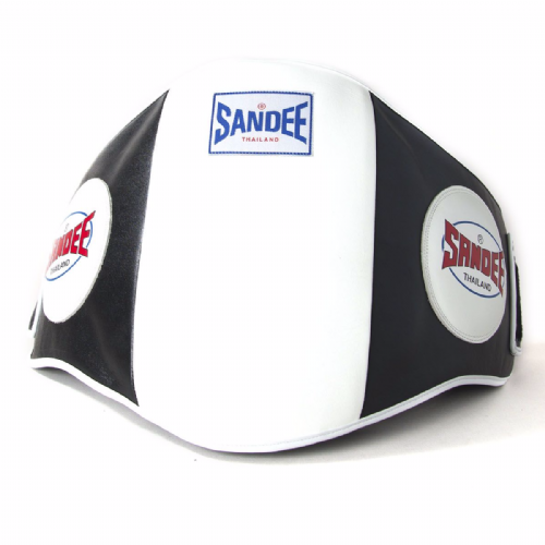 Sandee Belly Pad Black/White